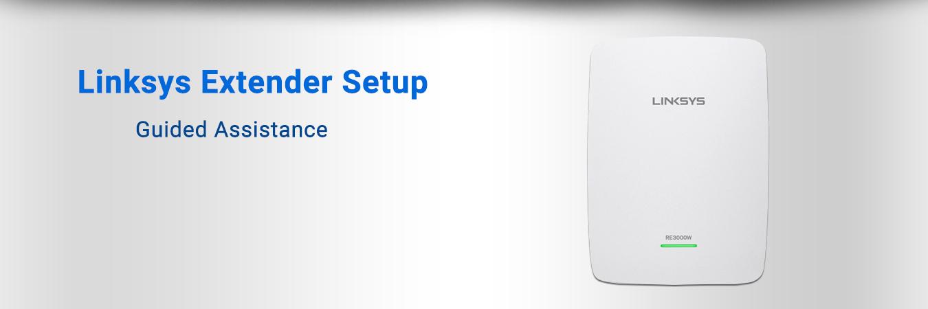 Linksys Extender Setup | Extender Linksys com